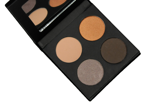 Haughty Cosmetics Intensify Eye Shadow Palette Review