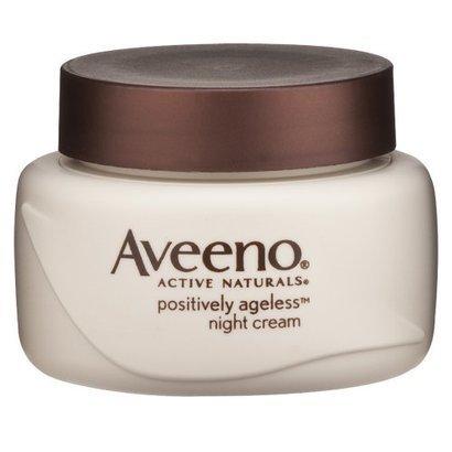 Skincare Reviews Aveeno Positively Ageless Night Cream