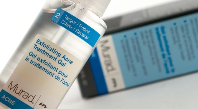 murad acne treatment gel