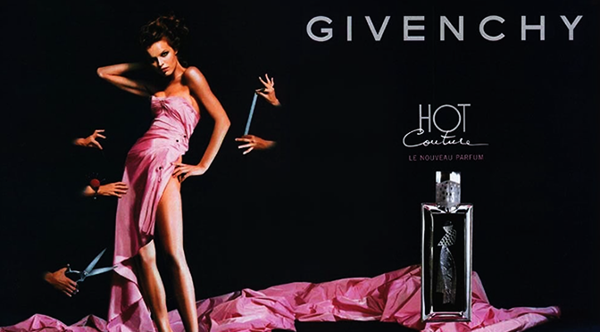 Fragrance Friday: Hot Couture By Givenchy Review