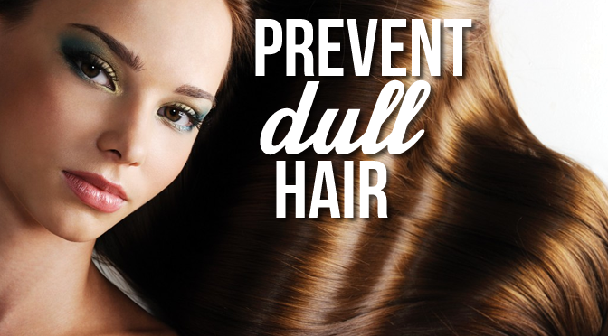Beauty Tips: Brightening Dull Hair