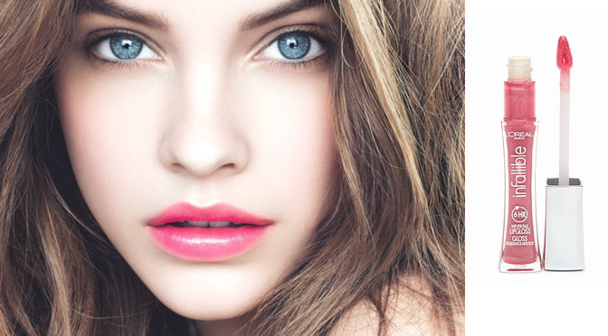 Makeup Reviews: L'Oreal Infallible Lip Gloss