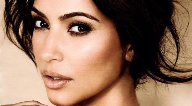 Kim Kardashian Celebrity Makeup Tips