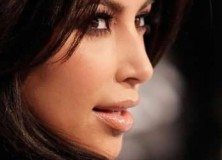 Kim Kardashian Eye Makeup Video, Part 3