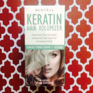 Keratin Hair Volumizer Giveaway