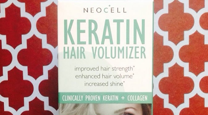 NeoCell Keratin Hair Volumizer Feature
