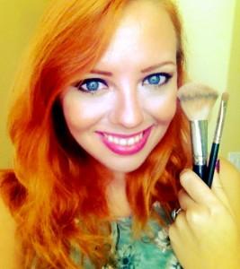 Cailin makeup brushes