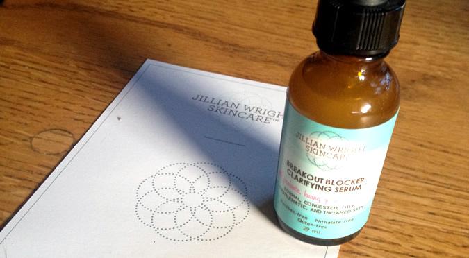 Jillian Wright Skincare Breakout Blocker Acne Serum