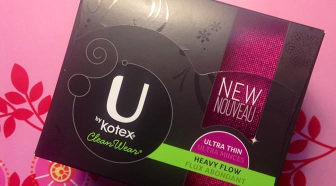 U By Kotex Feature