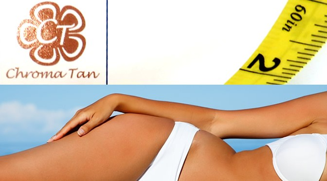 The Skinny Tan: Losing Inches While Bronzing Up