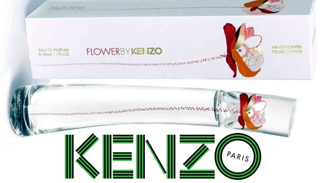 Fragrance Friday: Kenzo Winter Flowers Review