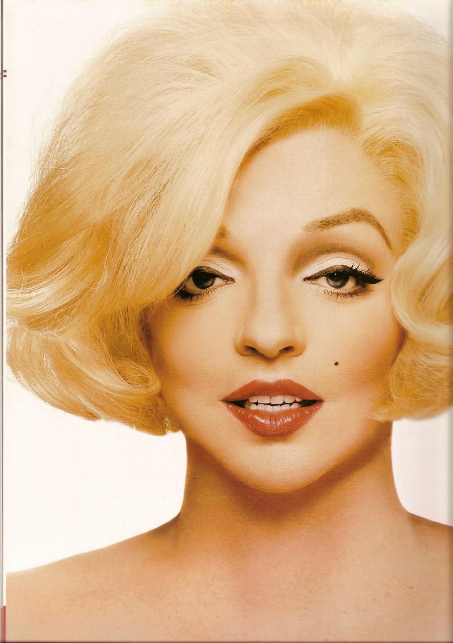 Liza Minnelli as Marilyn Monroe Makeup Kevyn Aucoin