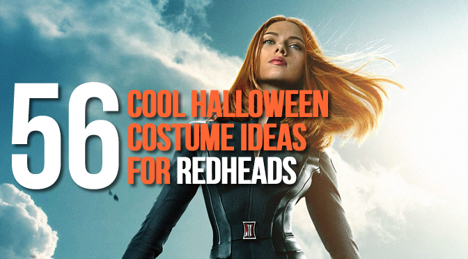 56 Cool Halloween Costume Ideas For Redheads