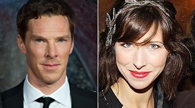 Benedict-Cumberbatch-and Sophie Hunter