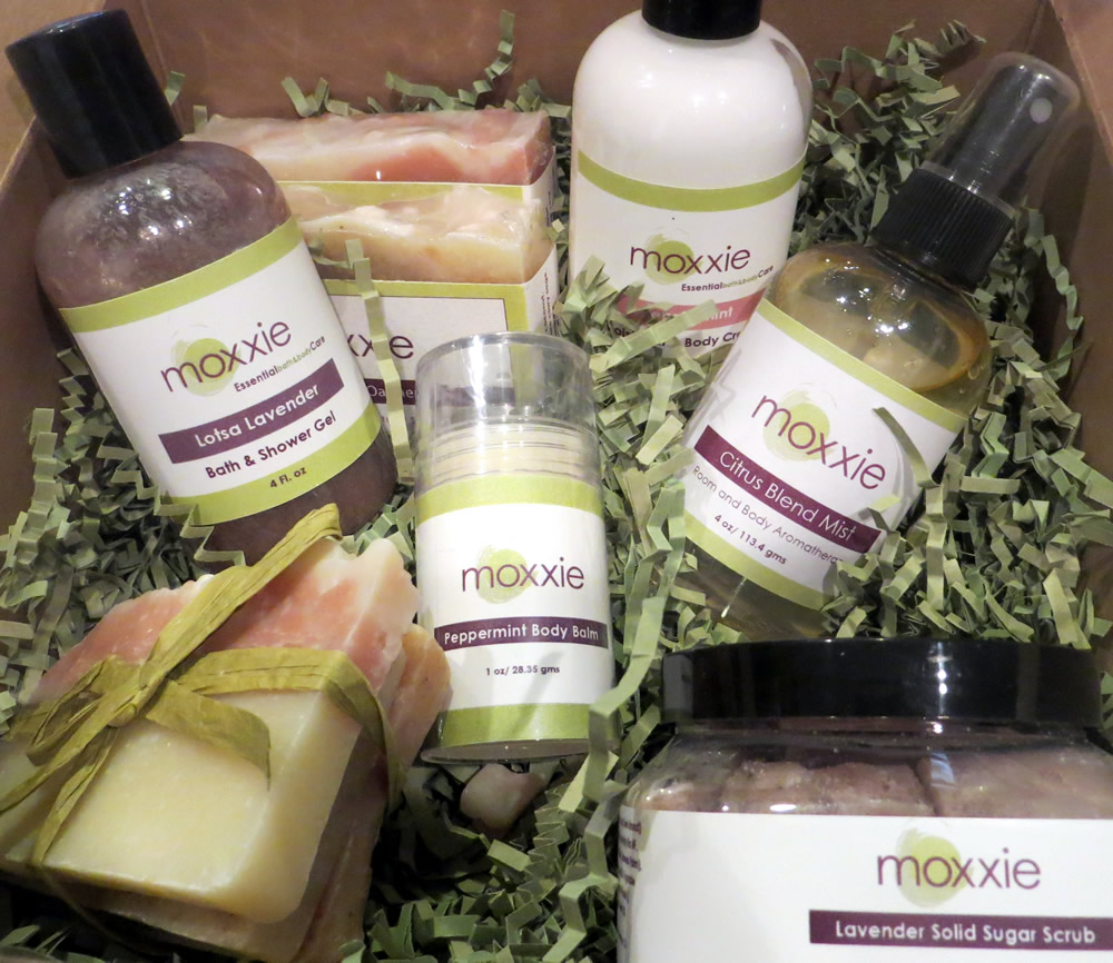 Moxxie Soap All Natural Products