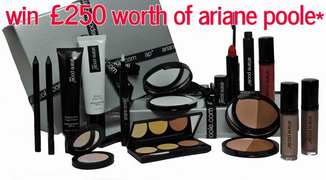 Win $392 Worth of Ariane Poole Makeup!