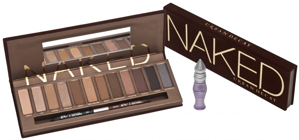 Naked-Palette Review Cosmetics