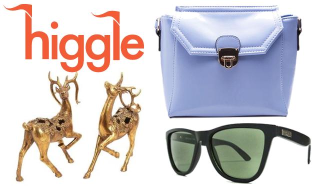 Higgle Shopping Website