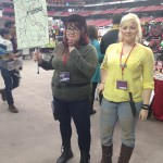 Fan Fest Walking Dead Cosplay