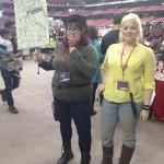 Fan Fest Walking Dead Cosplay