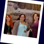 Fan Fest - Bloggers and the Millennium Falcon