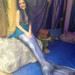 Fan Fest - Moon Mermaid Cosplay
