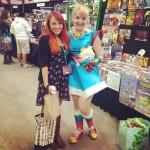 Fan Fest - Rainbow Brite Cosplay