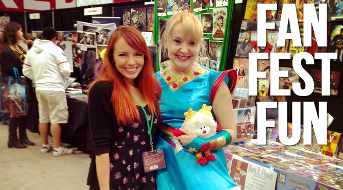 Fan Fest Feature - Rainbow Brite Cosplay