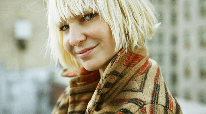 Sia Furler's Elastic Heart and Inelastic Haircut