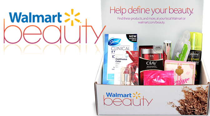 #WalmartBeauty Winter Beauty Box