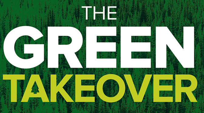 FLASH GIVEAWAY: Win a HUGE Paul Mitchell #GreenTakeover Tea Tree Prize Pack!