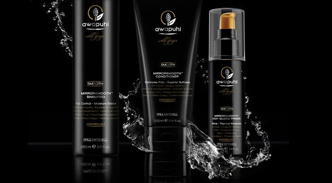 Shine Bright Like a Diamond: Paul Mitchell MirrorSmooth Review #PMInsiders