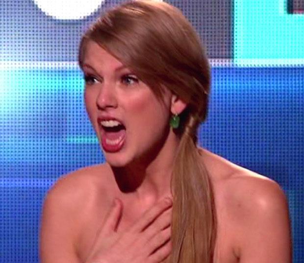 Taylor Swift Surprisederer