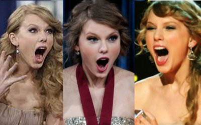 Taylor Swift Surprisedest