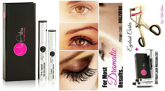 Mia Adora 3D Fiber Lashes Mascara Review