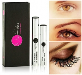 mia adora 3d fiber lash review how to use