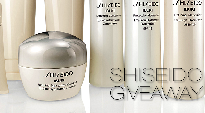 Shiseido Ibuki Multi Solution Gel Review + Giveaway