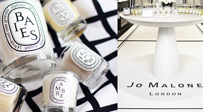 Why Are High-End Candles Like Diptyque & Jo Malone So Popular?