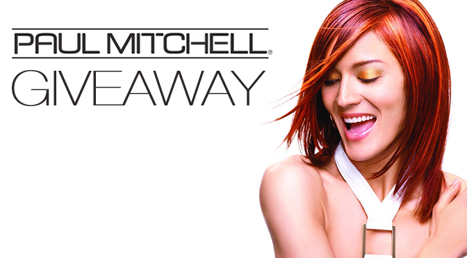 PAUL-MITCHELL-GIVEAWAY-REDHEAD-HAIRCOLOR-PROTECT-SHAMPOO-GIVEAWAY