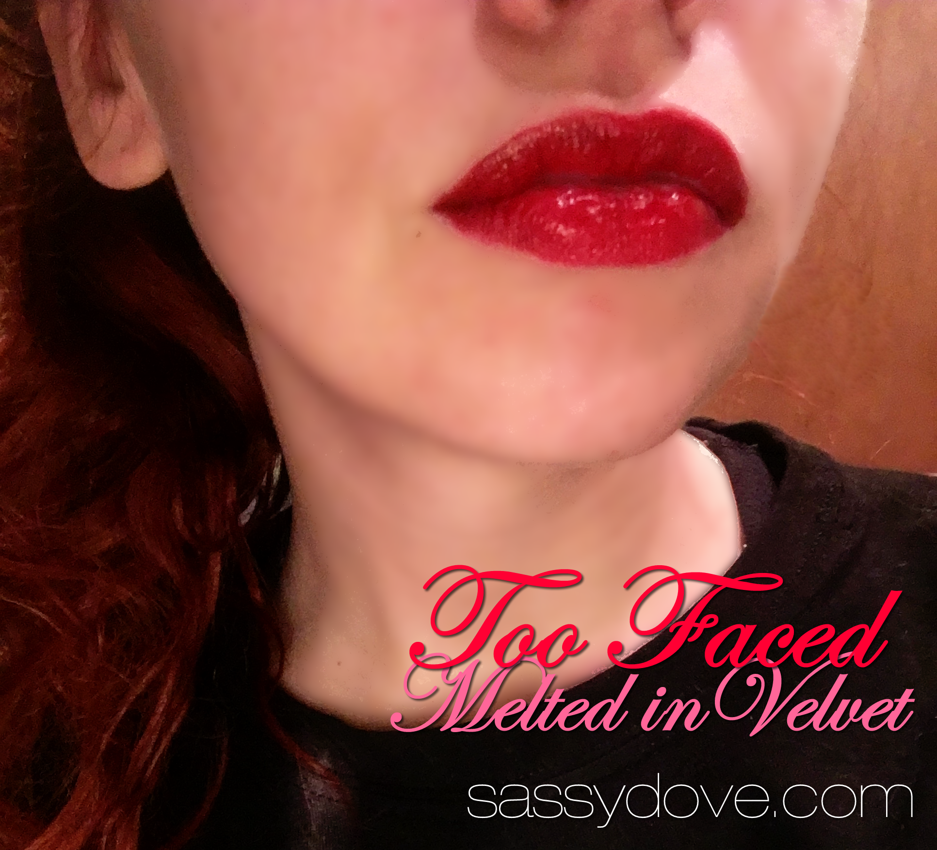 too faced lips velvet melted liquified