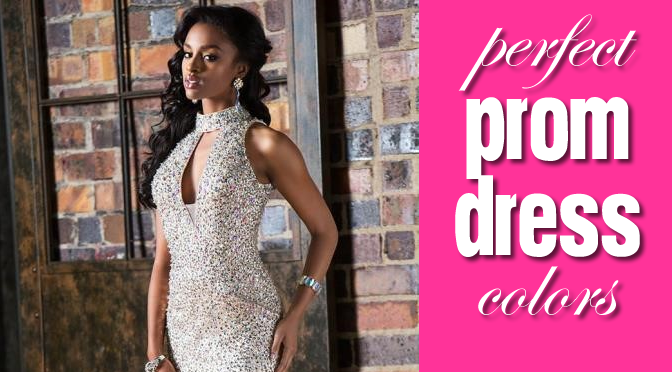 prom dress feature