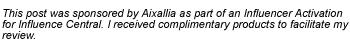 aixallia skincare