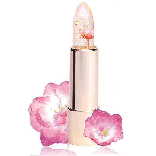 Flower infused lipsticks