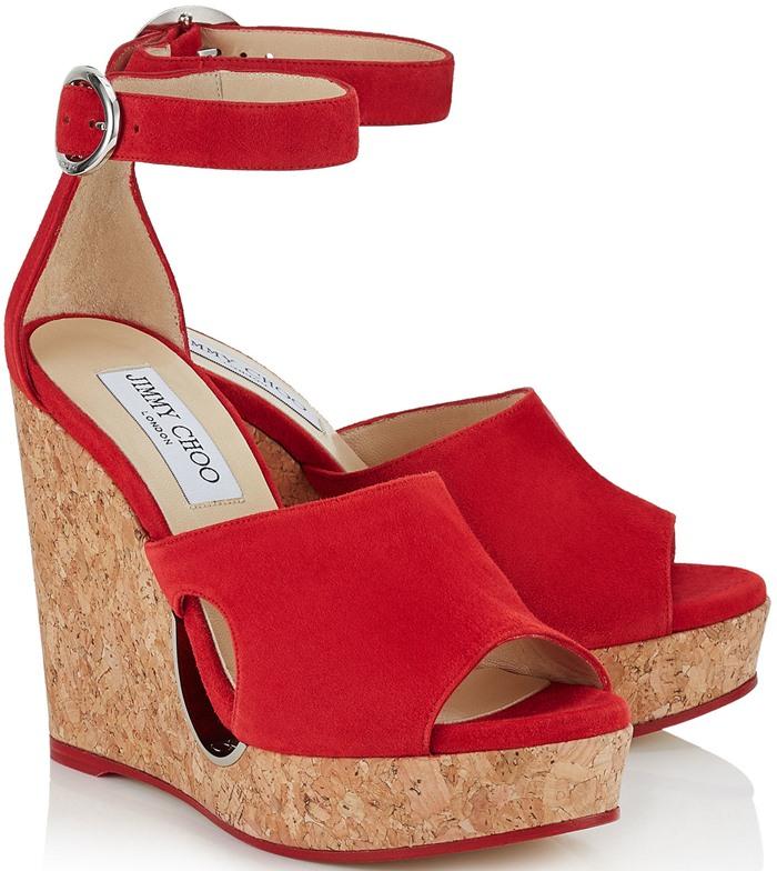 Jimmy-Choo-Neyo-suede-wedge-sandals-red-suede