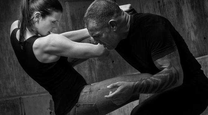 An MMA-Style Workout in Your Living Room