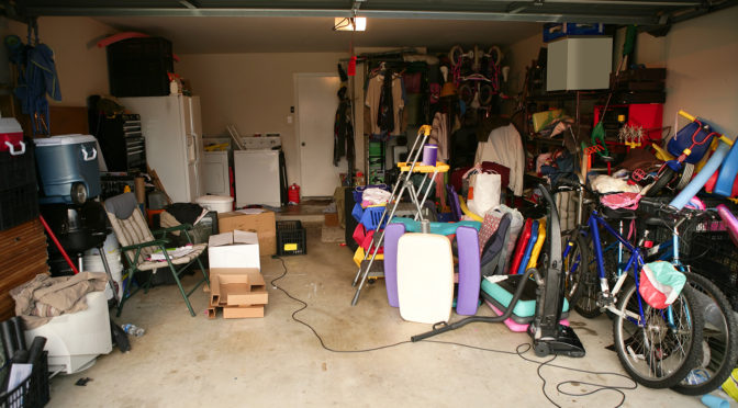 4 Steps to Organizing Your Garage