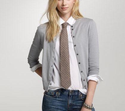 Women Can Wear Custom Ties Too!