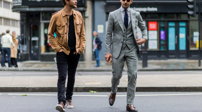 A Style Guide for Men on How to Dress Sharp
