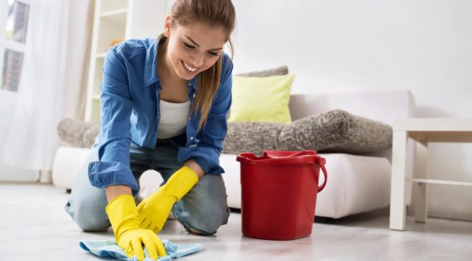 5 House Cleaning Tips To Save You Time And Money