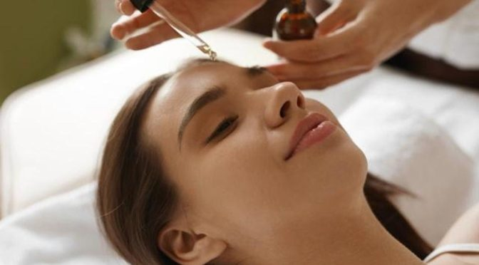 How A Facial Changed My Mind About CBD Products